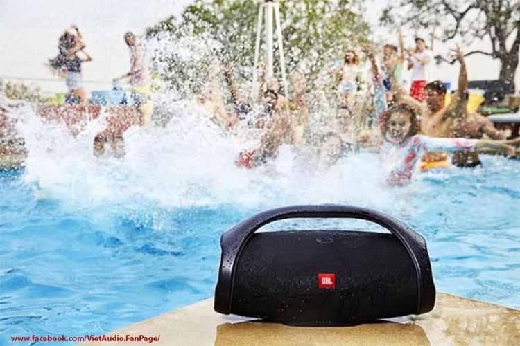 loa di động JBL BoomBox, loa JBL BoomBox, loa không dây JBL BoomBox, loa di động, loa Bluetooth, loa không dây, loa khong day, loa di dong, loa di động cao cấp, loa di động chính hãng, loa chính hãng