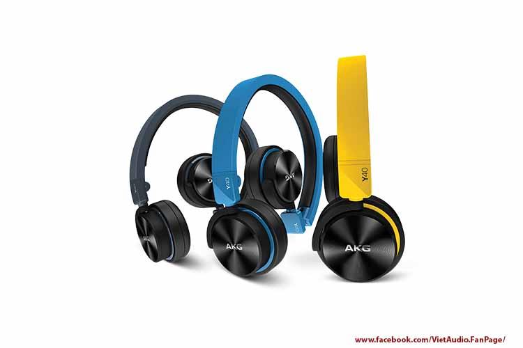 AKG Y40, akg y40, vietaudio, tai nghe AKG Y40, tai nghe, mua tai nghe, bán tai nghe, tai nghe chính hãng, tai nghe giá tốt, tai nghe không dây, tai nghe bluetooth, tai nghe cao cấp