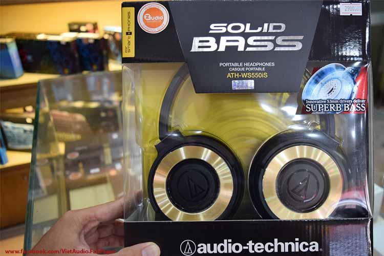 Audio Technica ATH WS550iS, ATH WS550iS, Audio Technica ath ws550is, ath ws550is, tai nghe Audio Technica ATH WS550iS, tai nghe, mua tai nghe, bán tai nghe