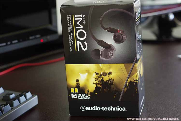 Audio Technica ATH IM02, ATH IM02, Audio Technica ath im02, ath im02