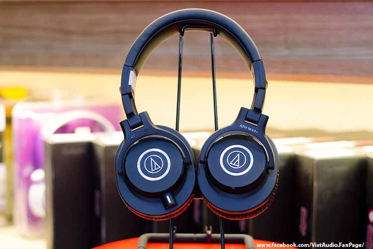 Audio Technica ATH M40x, ATH M40x, Audio Technica ath M40x, ath m40x, tai nghe Audio Technica ATH M40x, tai nghe, mua tai nghe, bán tai nghe