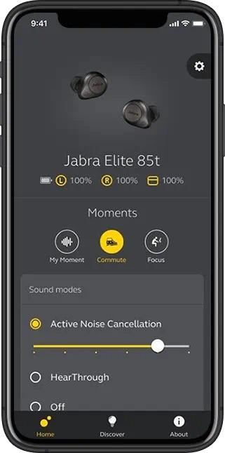 Jabra Elite 85t, tai nghe Jabra Elite  85t, đánh giá Jabra Elite 85t, đánh giá tai nghe Jabra Elite 85t, review Jabra Elite 85t