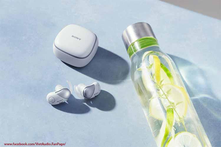 Sony WF-SP700N, tai nghe chính hãng