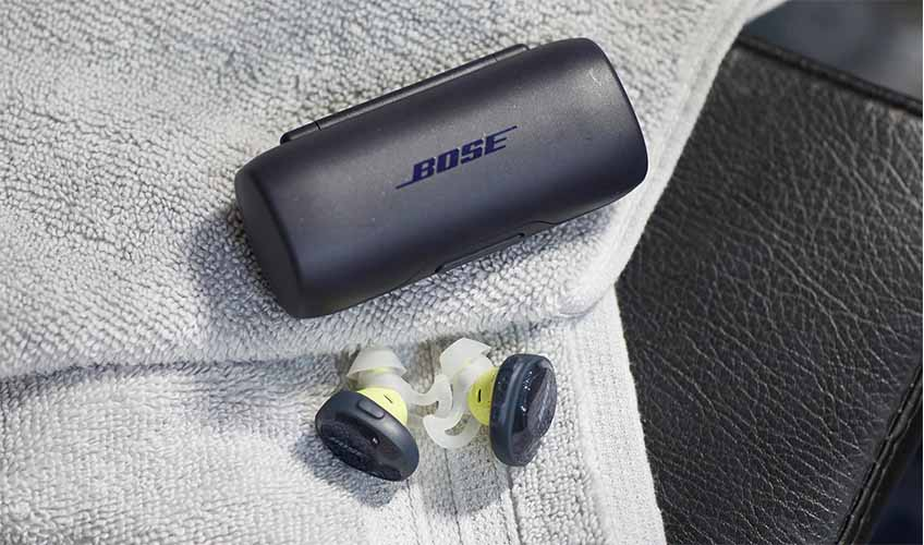 Bose mới cho ra mắt dòng sản phẩm mới true- wireless với SoundSport Free