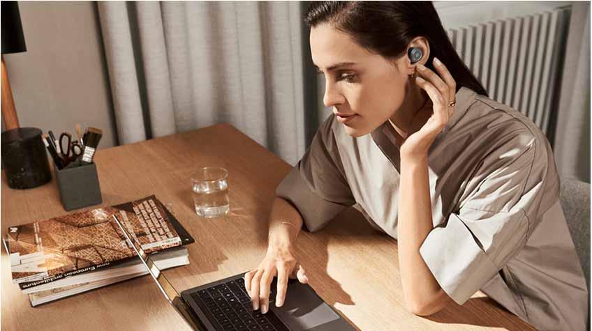 Bang & Olufsen cho ra mắt tai nghe không dây BeoPlay E8