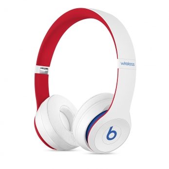 Beats Solo3 Wireless Beats Club Collection - Club White