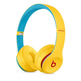 Beats Solo3 Wireless Beats Club Collection - Club Yellow