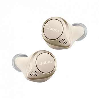 Jabra Elite 75t Gold Beige
