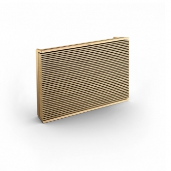 Beosound Level Gold Tone - Light Oak